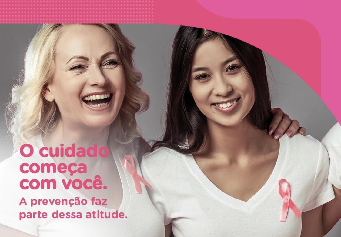 Especialistas da Femina fazem live sobre câncer de mama